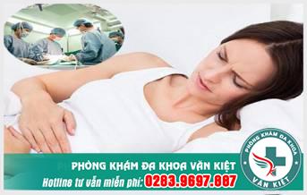 Đình chỉ thai kỳ thai nghén 12 tuần ở Bệnh viện Quận 9 nguy hiểm không