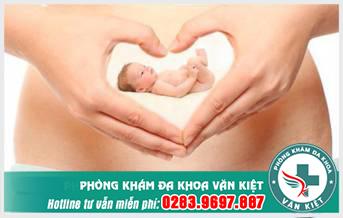 Hiện tượng có thai tuần đầu tiên sớm và chuẩn nhất